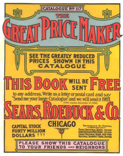 62194ac8e Mail-Order Catalog - Sears